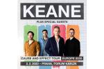 KEANE koncert Praha 2.2.2020, vstupenky online