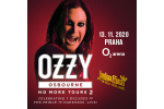 Ozzy Osbourne & Judas Priest koncert Praha 28.1.2022, vstupenky online
