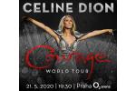 CELINE DION koncert Praha 24.5.2021, vstupenky online