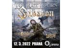 SABATON koncert Praha 12.3.2022, vstupenky online