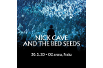 NICK CAVE AND THE BAD SEEDS Praha 17.5.2021, vstupenky online