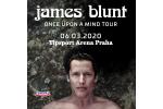 JAMES BLUNT Praha 6.3.2020, vstupenky online