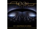 TOOL koncert Praha 23.5.2022, vstupenky online