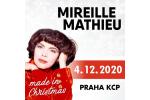 MIREILLE MATHIEU koncert Praha 13.12.2021, vstupenky online