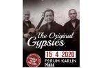 THE ORIGINAL GYPSIES Praha 15.4.2020, vstupenky online