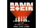 RAMMSTEIN koncert Praha 15.-16.5.2022, vstupenky na jméno