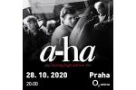 A-HA koncert Praha 1.5.2022, vstupenky online