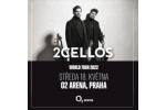 2 CELLOS koncert Praha 18.5.2022, vstupenky online