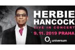 HERBIE HANCOCK Praha 9.11.2019, vstupenky online