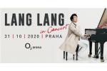 LANG LANG in concert Praha 30.4.2022, vstupenky online