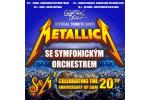 METALLICA S & M Tribute Show Praha 15.2.2020, vstupenky online