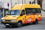 Hop-on Hop-off okružní jízdy Praha 24 hodin
