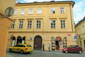 Apartment Altstadttor Prag