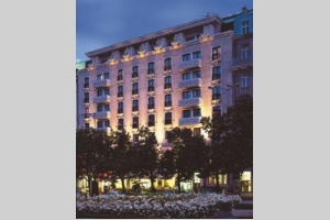 Jalta hotel Prague