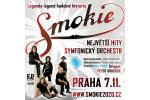 SMOKIE – THE SYMPHONY TOUR Prag-Praha 7.11.2020, Konzertkarten online
