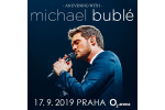 MICHAEL BUBLE Konzert Prag-Praha 17.9.2019, Konzertkaten online