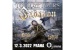 SABATON Konzert Prag-Praha 12.3.2022, Konzertkarten online