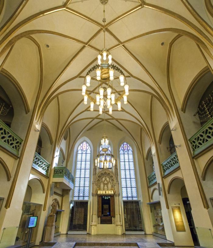 maiselova synagoga