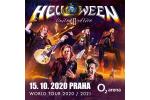 HELLOWEEN concert Prague-Praha 15.10.2020, tickets online