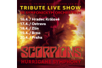 SCORPIONS TRIBUTE SHOW with symphony orchestra Prague-Praha 20.4.2020, tickets online