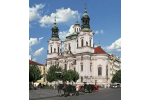 St.Nicholas Church on the Old Town Square Prague - concerts - tickets online