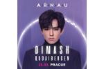 DIMASH QUDAIBERGEN concert Prague-Praha 26.3.2021, tickets online