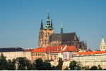 Prague Castle (with entrances)