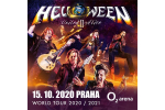 HELLOWEEN concierto Praga-Praha 5.5.2021, entradas en linea
