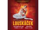 RUSSIAN CLASSICAL BALLET - LOUSKÁČEK/THE NUTCRACKER 9.11.2019, entradas en linea