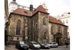 Iglesia de San Martín en el casco antiguo de pared Praga - Concierto - Lo mejor de Checa y World Classics