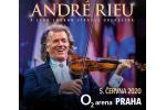 ANDRE RIEU concierto Praga-Praha 5.6.2020, entradas en linea