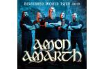 AMON AMARTH concierto Praga-Praha 17.11.2019, entradas en linea