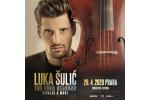 LUKA ŠULIČ concierto Praga-Praha 2.2.2021, entradas en linea