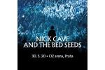 NICK CAVE AND THE BAD SEEDS Praga-Praha 30.5.2020, entradas en linea
