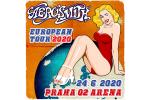 AEROSMITH concierto Praga-Praha 4.7.2022, entradas en linea