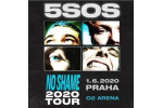 5 SECONDS OF SUMMER Praga-Praha 1.6.2020, entradas en linea