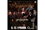 NIGHTWISH concierto Praga-Praha 20.12.2021, entradas en linea