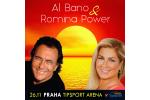 Al Bano & Romina Power concierto Praga-Praha 26.11.2019, entradas en linea