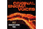 ORIGINAL ENIGMA VOICES Praga-Praha 1.12.2021, entradas en linea