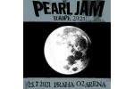 PEARL JAM concierto Praga-Praha 25.7.2021, entradas en linea