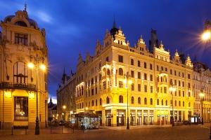 King´s Court Prague
