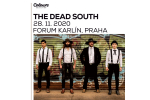 THE DEAD SOUTH concert Prague-Praha 20.11.2021, billets online