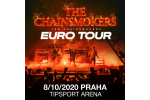 THE CHAINSMOKERS Prague-Praha 18.4.2022, billets online