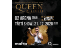 QUEEN RELIVED Prague-Praha 5.9.2021, billets online