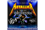METALLICA S&M Tribute Show With Orchestra 13.2.2022, billets online