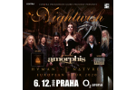 NIGHTWISH concert Prague-Praha 20.12.2021, billets online