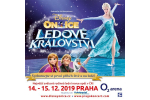 DISNEY ON ICE Praha 14.-15.12.2019, billets online
