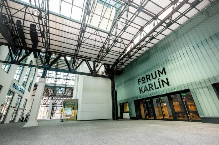 forum karlin ext. vstup