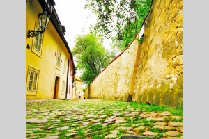 """Résidence romantique """"Saint Michael""""(Garden Residence Prague Castle)"""