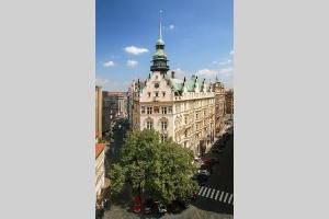 Paris hotel Prague